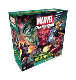 FANTASY FLIGHT MARVEL CHAMPIONS LCG: THE RISE OF RED SKULL