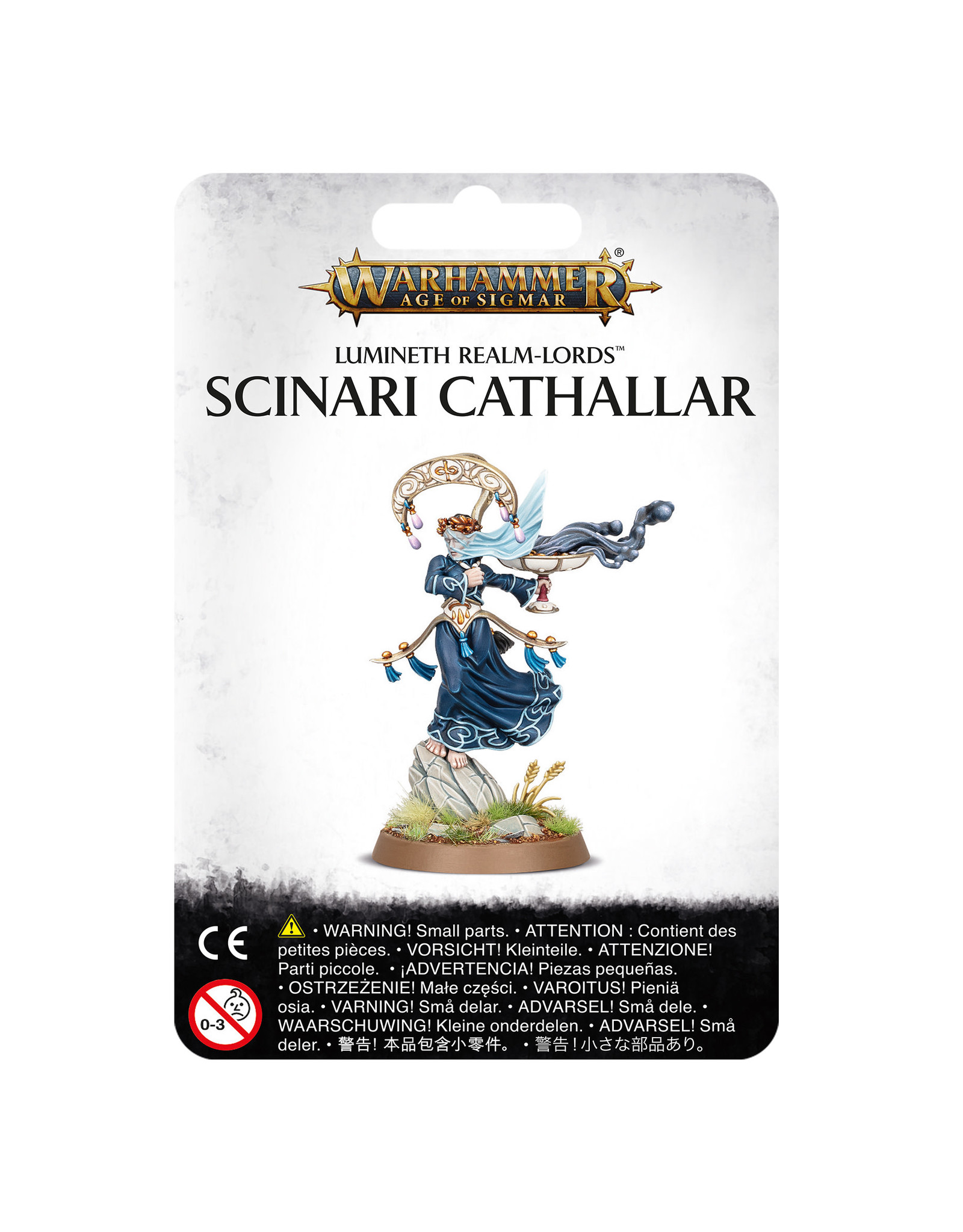 Age of Sigmar LUMINETH REALM-LORDS: SCINARI CATHALLAR