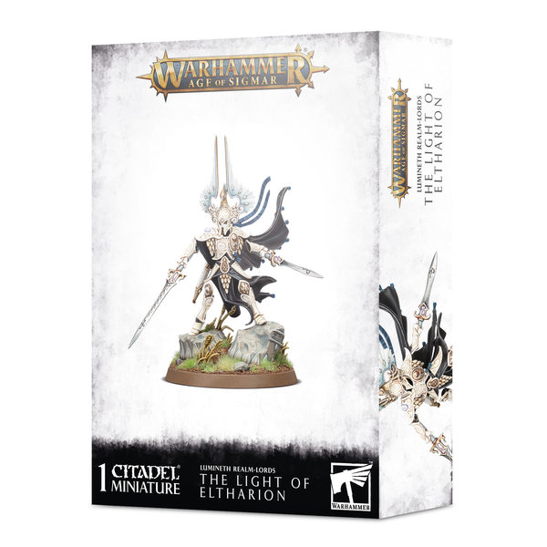Age of Sigmar LUMINETH: THE LIGHT OF ELTHARION