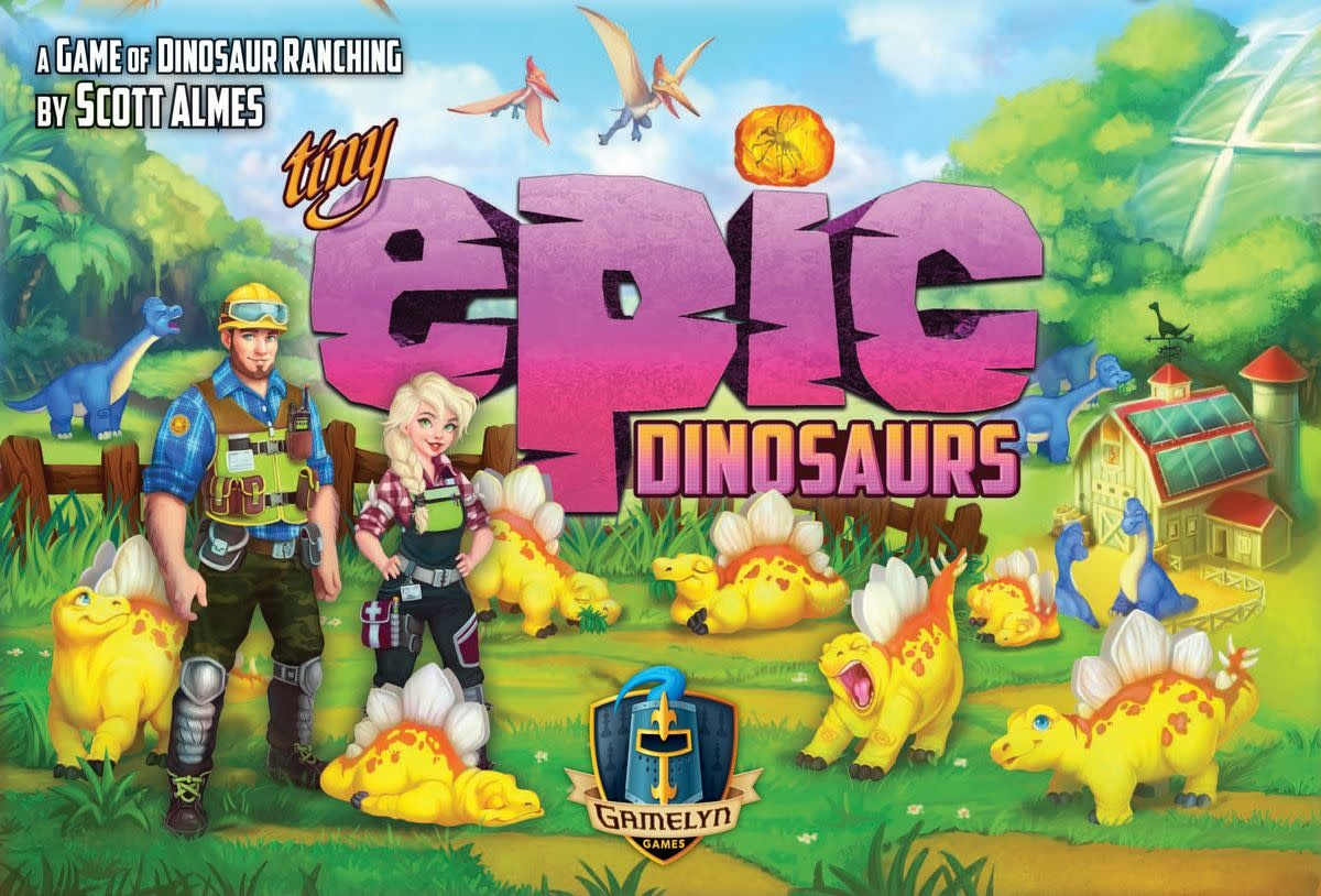Gamelyn Tiny Epic Dinosaurs (EN)