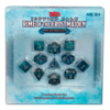 DND RPG ICEWIND DALE RIME OF THE FROSTMAIDEN DICE SET