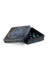 Wizards of the Coast DND RPG ICEWIND DALE RIME OF THE FROSTMAIDEN DICE SET