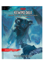 Wizards of the Coast DND RPG ICEWIND DALE RIME OF THE FROSTMAIDEN HC