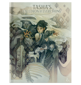Wizards of the Coast DND RPG TASHA'S CAULDRON OF EVERYTHING HC ALT CVR *DATE DE SORITE 17 NOVEMBRE*
