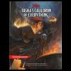 DND RPG TASHA'S CAULDRON OF EVERYTHING