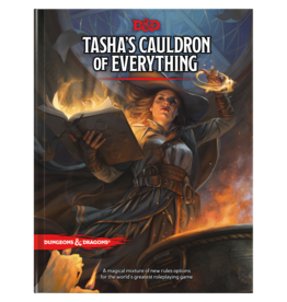 Wizards of the Coast DND RPG TASHA'S CAULDRON OF EVERYTHING  *DATE DE SORITE 17 NOVEMBRE*