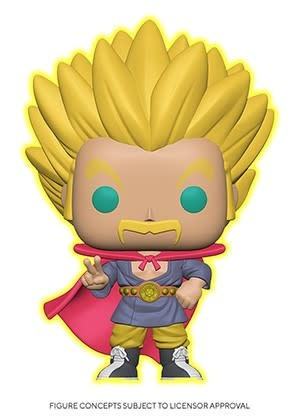 Funko POP! ANIMATION DRAGON BALL SUPER SAIYAN HERCULE