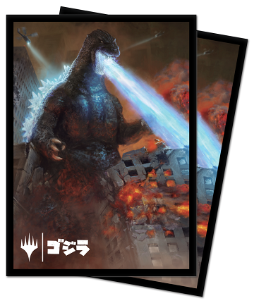 Ultra Pro UP D-PRO MTG IKORIA GODZILLA, KING OF THE MONSTERS 100ct