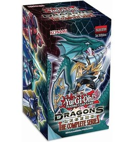 Konami YGO DRAGONS OF LEGEND: THE COMPLETE SERIES BOOSTER PACK