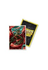 Arcane Tinmen DRAGON SHIELD SLEEVES JAPANESE LTD ED ART ROSACEA 60ct