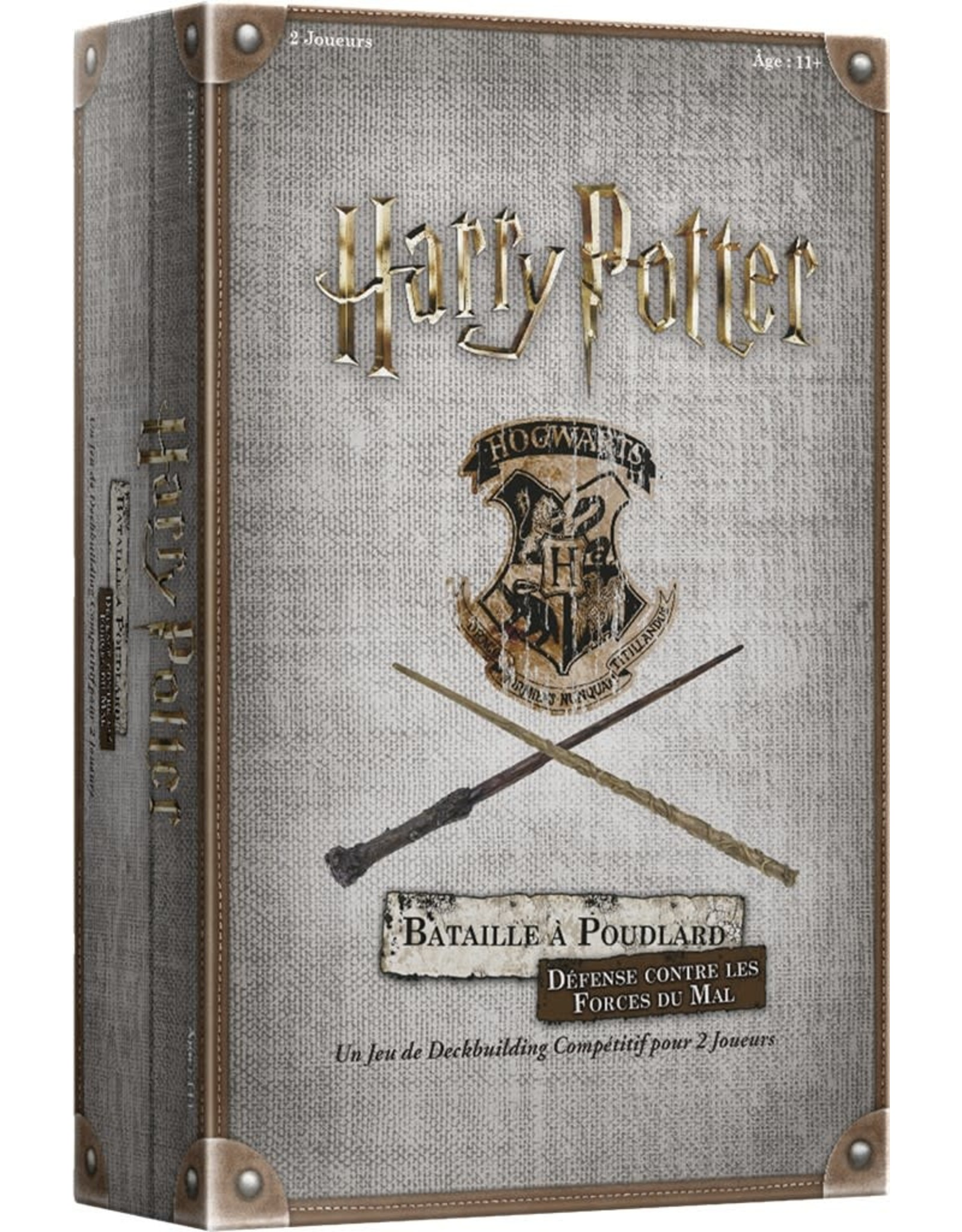 Usaopoly Harry Potter - Bataille à Poudlard: Défense Contre les Forces du Mal