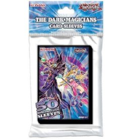 Konami YGO THE DARK MAGICIANS CARD SLEEVES (50ct)
