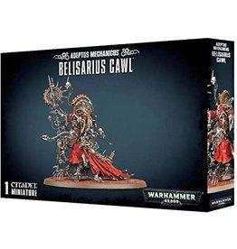 Warhammer 40k ADEPTUS MECHANICUS BELISARIUS CAWL
