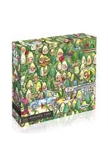 Gibson Puzzle: 1000 Avocado Park