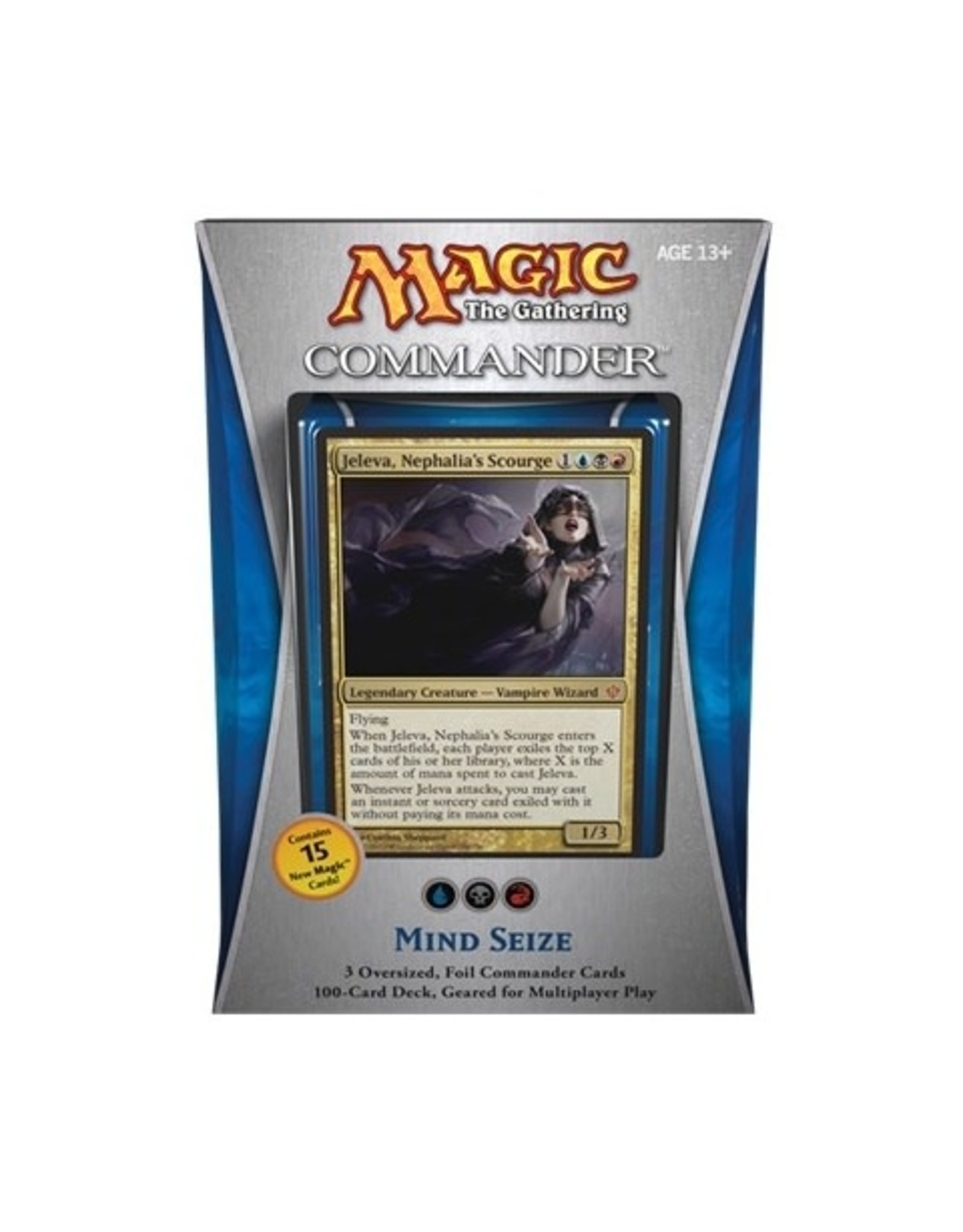 Wizards of the Coast Commander 2013 - Mind Seize