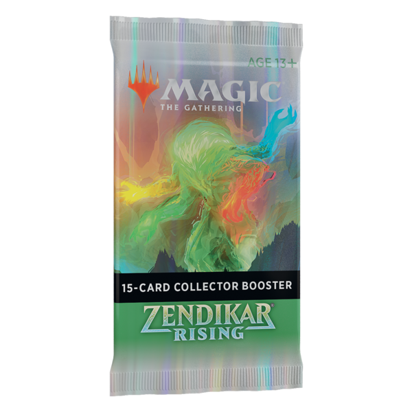 Wizards of the Coast MTG ZENDIKAR RISING COLLECTOR BOOSTER PACK (EN)