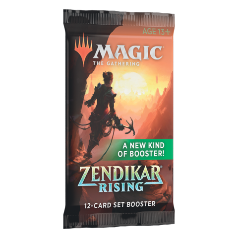 MTG ZENDIKAR RISING SET BOOSTER PACK (EN)
