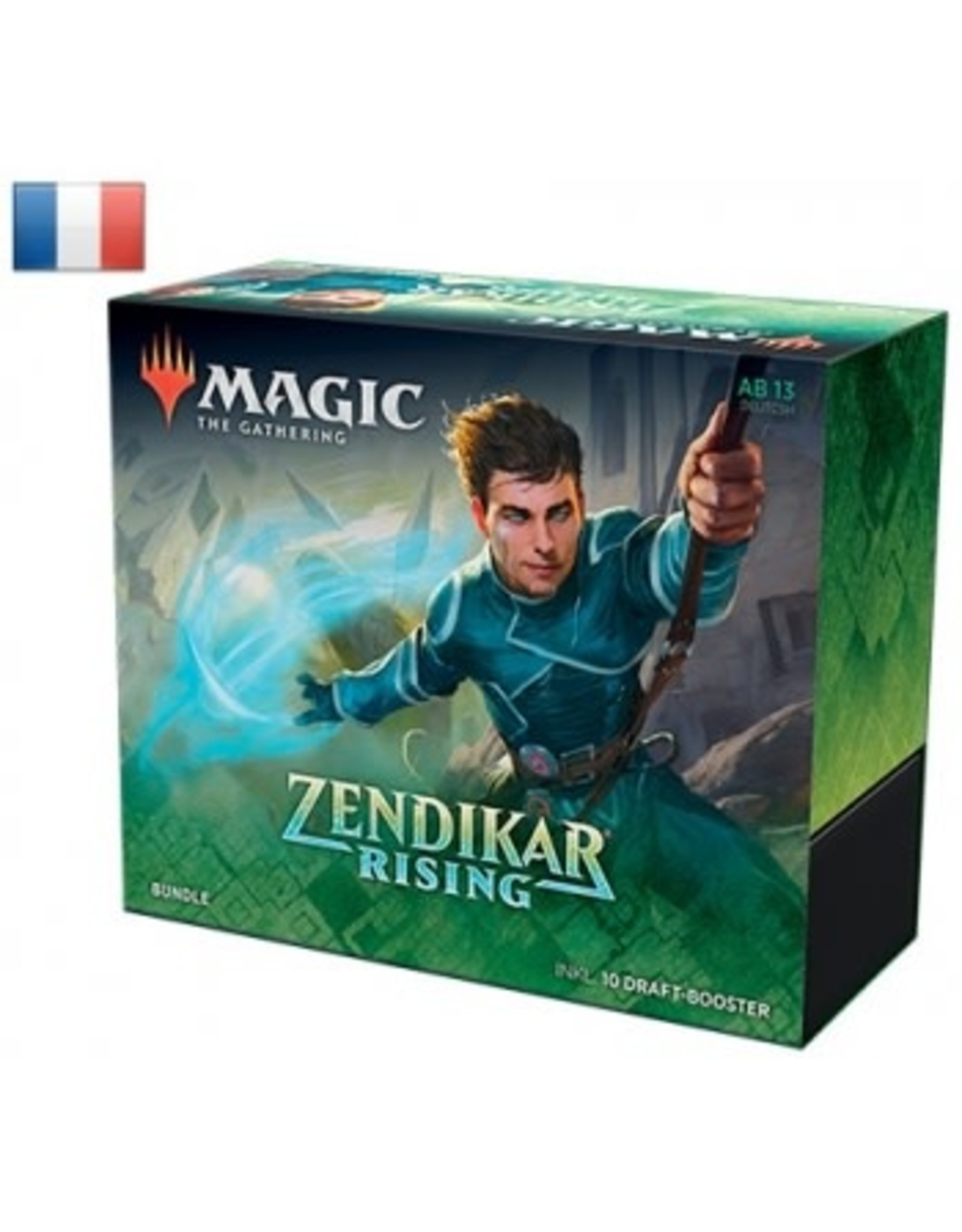 Wizards of the Coast MTG RENAISSANCE DE ZENDIKAR BUNDLE (FR)
