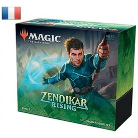 Wizards of the Coast MTG RENAISSANCE DE ZENDIKAR BUNDLE (FR)