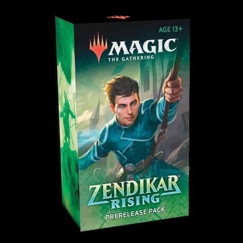 MTG Zendikar Rising Prerelease Kit