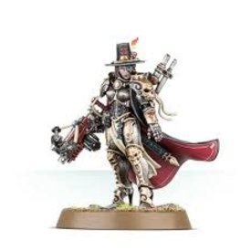 Warhammer 40k INQUISITOR GREYFAX