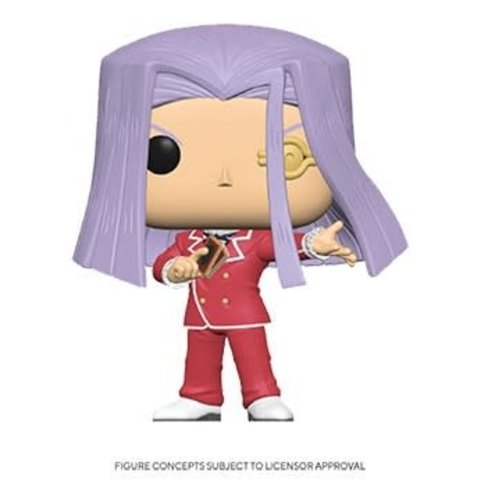 POP! ANIMATION YU-GI-OH - MAXIMILLION PEGASUS