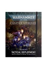 Warhammer 40k 40K: TACTICAL DEPLOYMENT MISSION PACK (ENG)