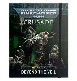 Warhammer 40k BEYOND THE VEIL CRUSADE MISSION PACK (ENG)