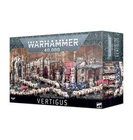 Warhammer 40k BATTLEZONE: MANUFACTORUM VERTIGUS