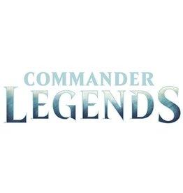 Wizards of the Coast MTG COMMANDER LEGENDS DECK SET (2 DECKS)  *DATE DE SORTIE 20 NOVEMBRE*