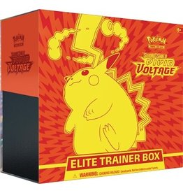 POKEMON POKEMON VIVID VOLTAGE ELITE TRAINER BOX