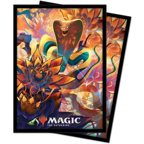 UP D-PRO MTG ZENDIKAR RISING V5 100CT