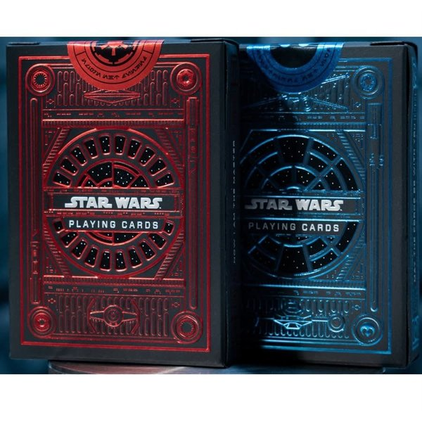 Theory 11 Playing Cards - Star Wars - Cartes à Jouer