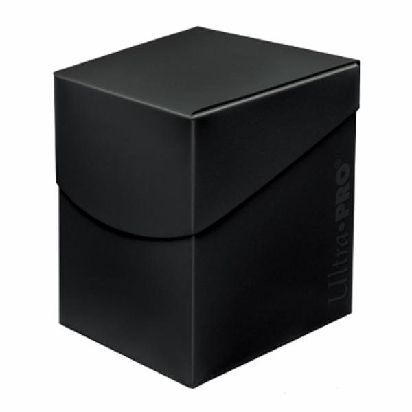 Ultra Pro UP D-BOX ECLIPSE JET BLACK 100+