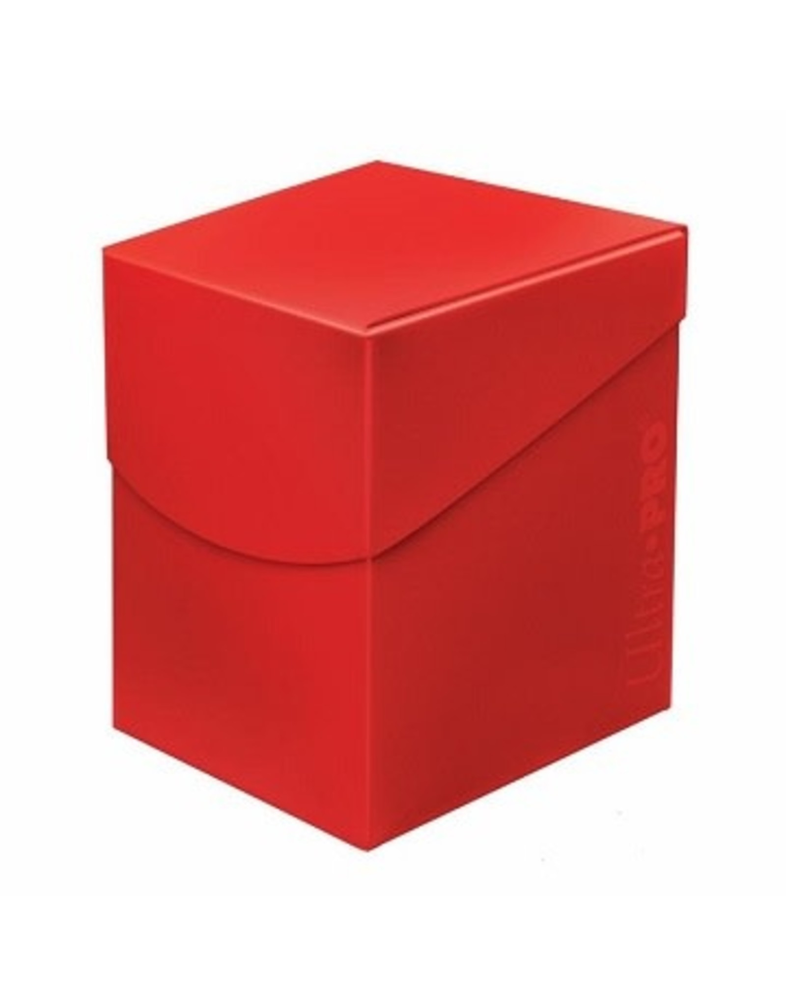 Ultra Pro UP D-BOX ECLIPSE APPLE RED 100+