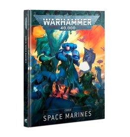 Warhammer 40k CODEX: SPACE MARINES (ENGLISH)