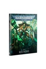 Warhammer 40k CODEX: NECRONS (ENGLISH)