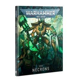 Warhammer 40k CODEX: NECRONS (FRANÇAIS)