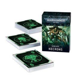 Warhammer 40k DATACARDS: NECRONS (ENGLISH)