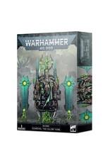 Warhammer 40k NECRONS: SZAREKH THE SILENT KING