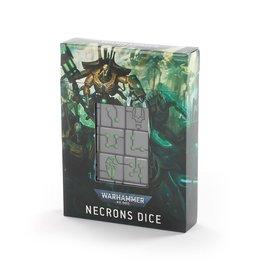 Warhammer 40k NECRONS DICE