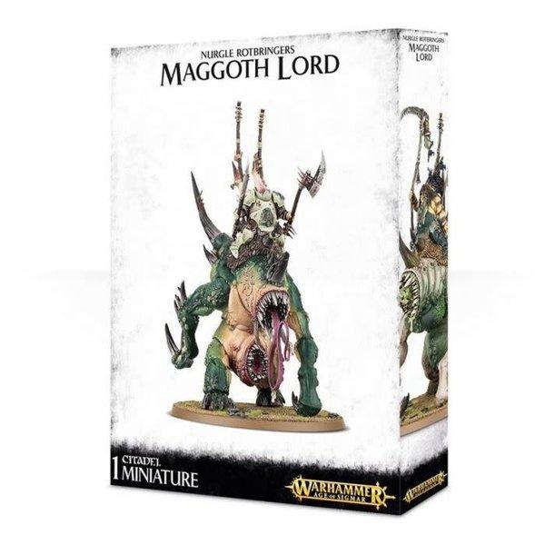 Age of Sigmar NURGLE MAGGOT LORD / MORBIDEX