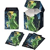 UP COMBO (100 Sleeves + Box) D-BOX D-PRO MTG ZENDIKAR RISING V1