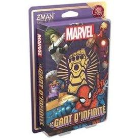 Z-MAN GAMES Le Gant d'Infinité - Un jeu Love Letter