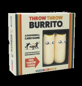 EXPLODING KITTENS Aïe Aïe Burrito (FR)