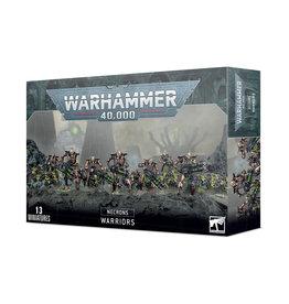 Warhammer 40k NECRONS: NECRON WARRIORS