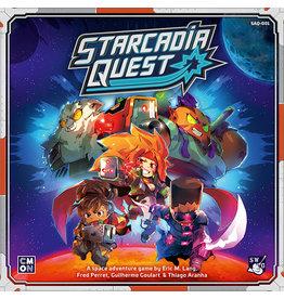 CMON Starcadia Quest - Ensemble Kickstarter (Incluant Arrrmada et Space Marauders)