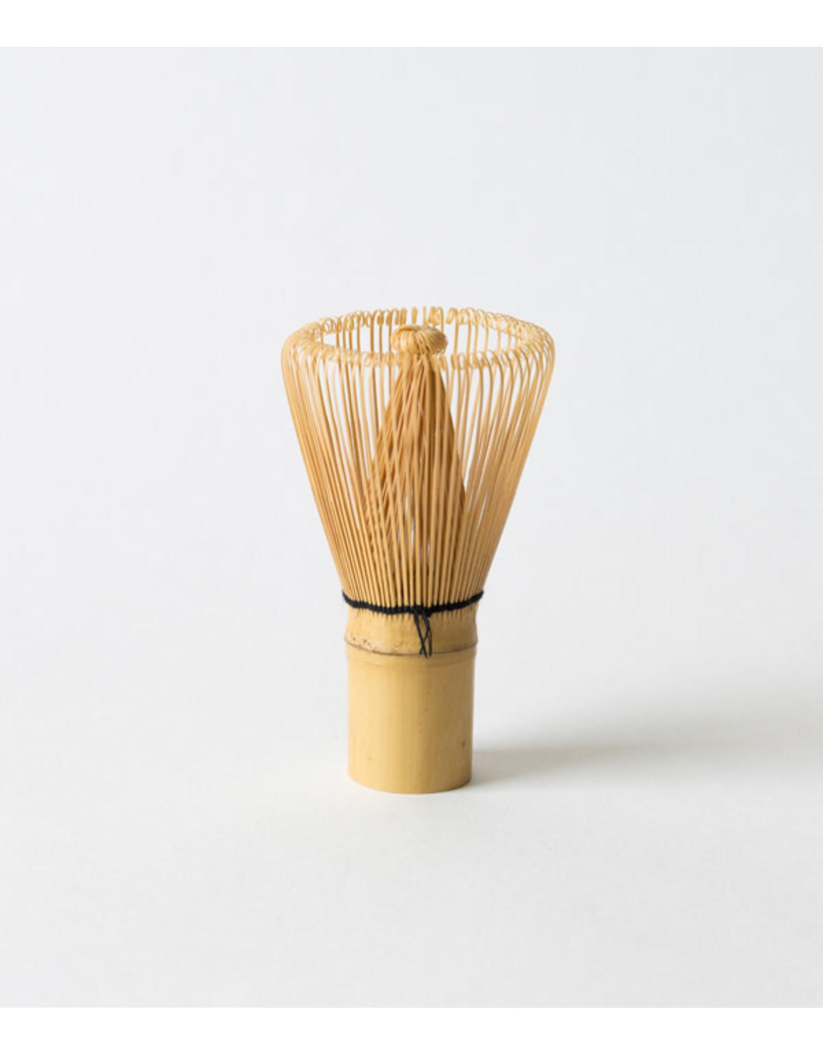 Les Thés Fuji Fouet à Matcha en Bamboo (Medium)