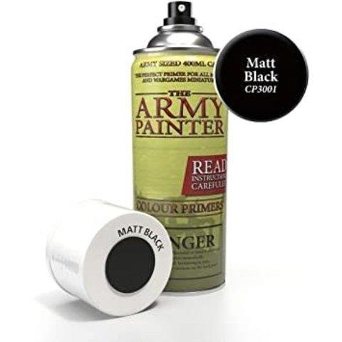Army Painter Base Primer Matt Black