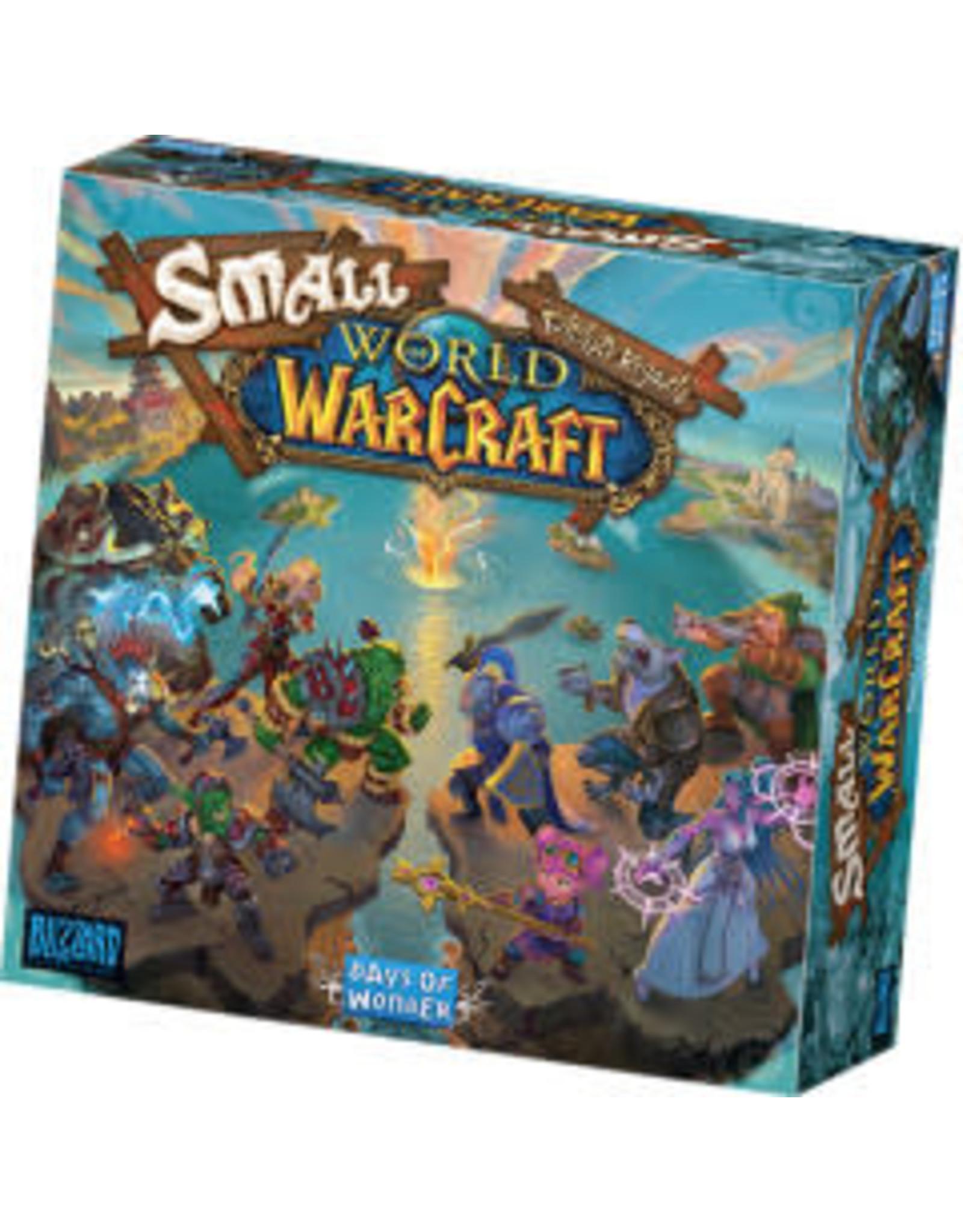 DAYS OF WONDER SMALLWORLD OF WARCRAFT (FR)